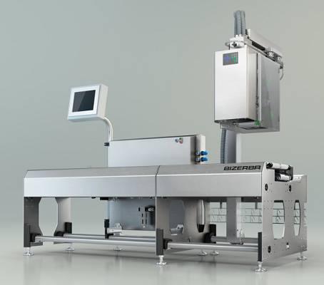 Logo de Sistemas de pesaje/etiquetaje para líneas de producción